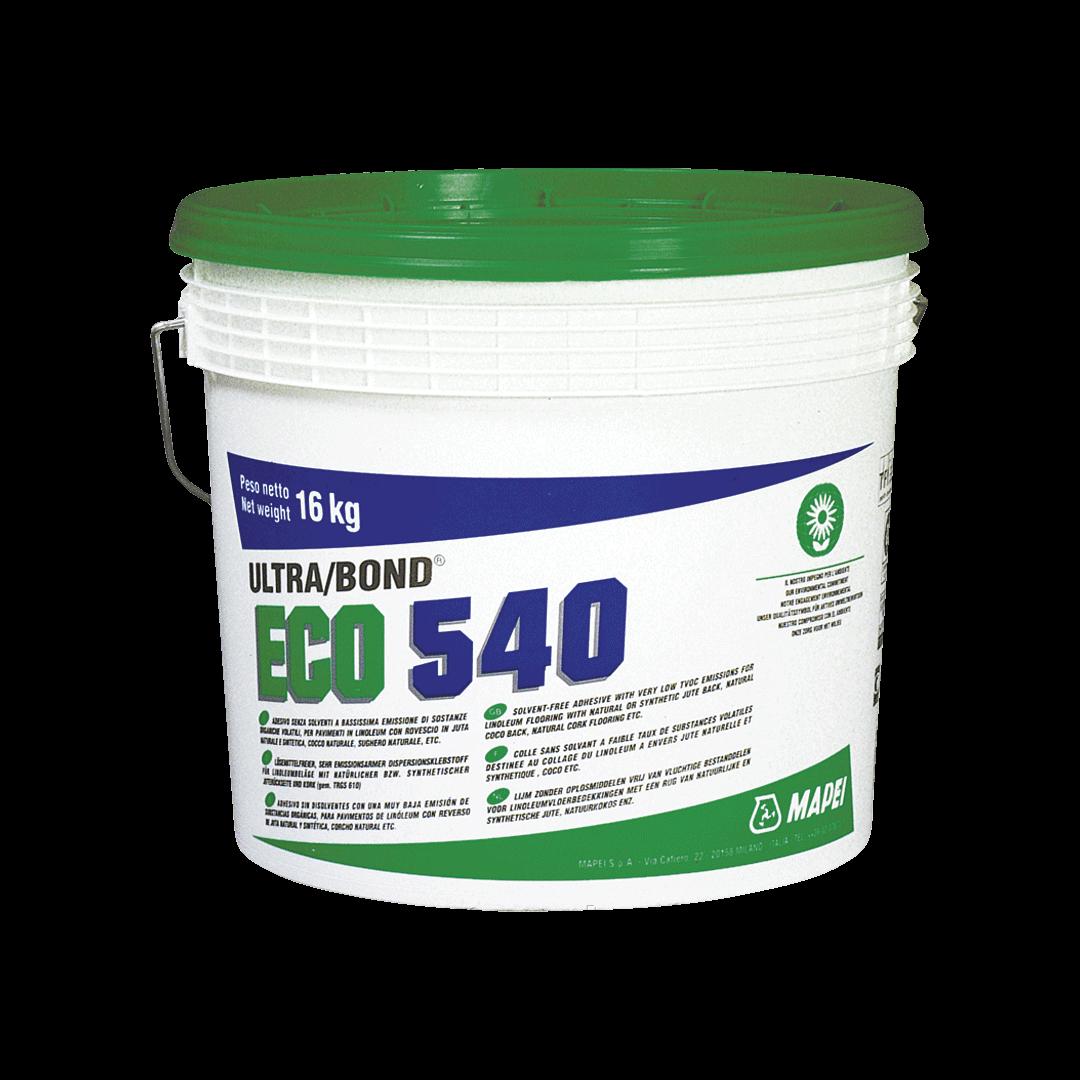 ULTRABOND ECO 540 Клей для линолеумных напольных покрытий