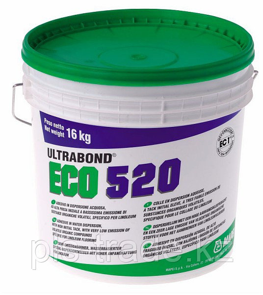 ULTRABOND ECO 520 клей для укладки натурального линолеума