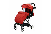 Детская коляска Indigo Mary красный