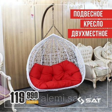 Кресло Круглый Белый, фото 2