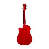 Гитара Agnetha APG-E110C  RDS, фото 2