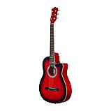 Гитара Agnetha APG-E110C  RDS, фото 3