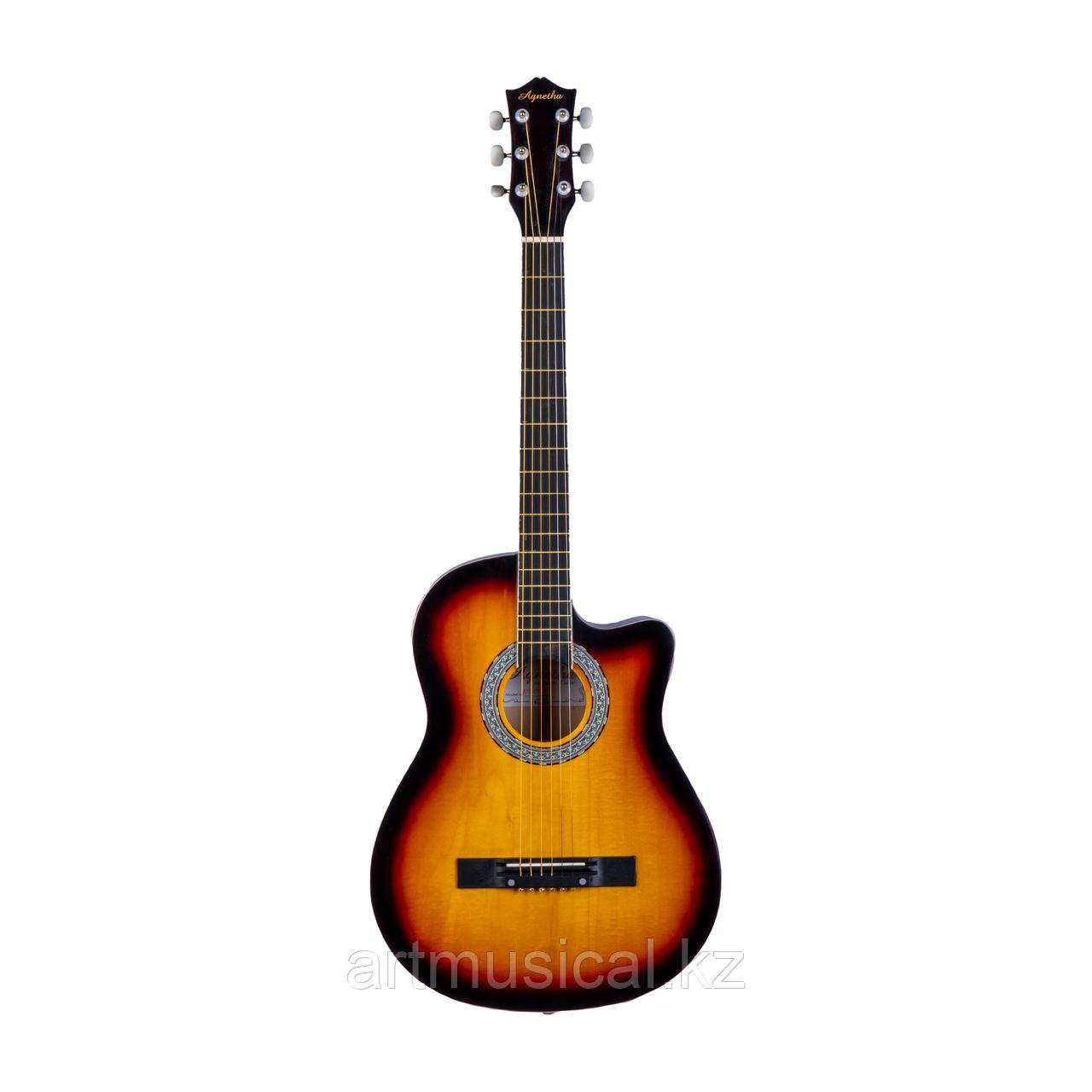 Гитара Agnetha APG-E110C  SB