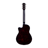 Гитара Agnetha APG-E110C  SB, фото 3
