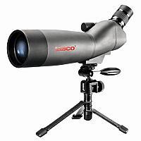Подзорная труба TASCO WORLD CLASS W/45, 20-60х60 (трипод)