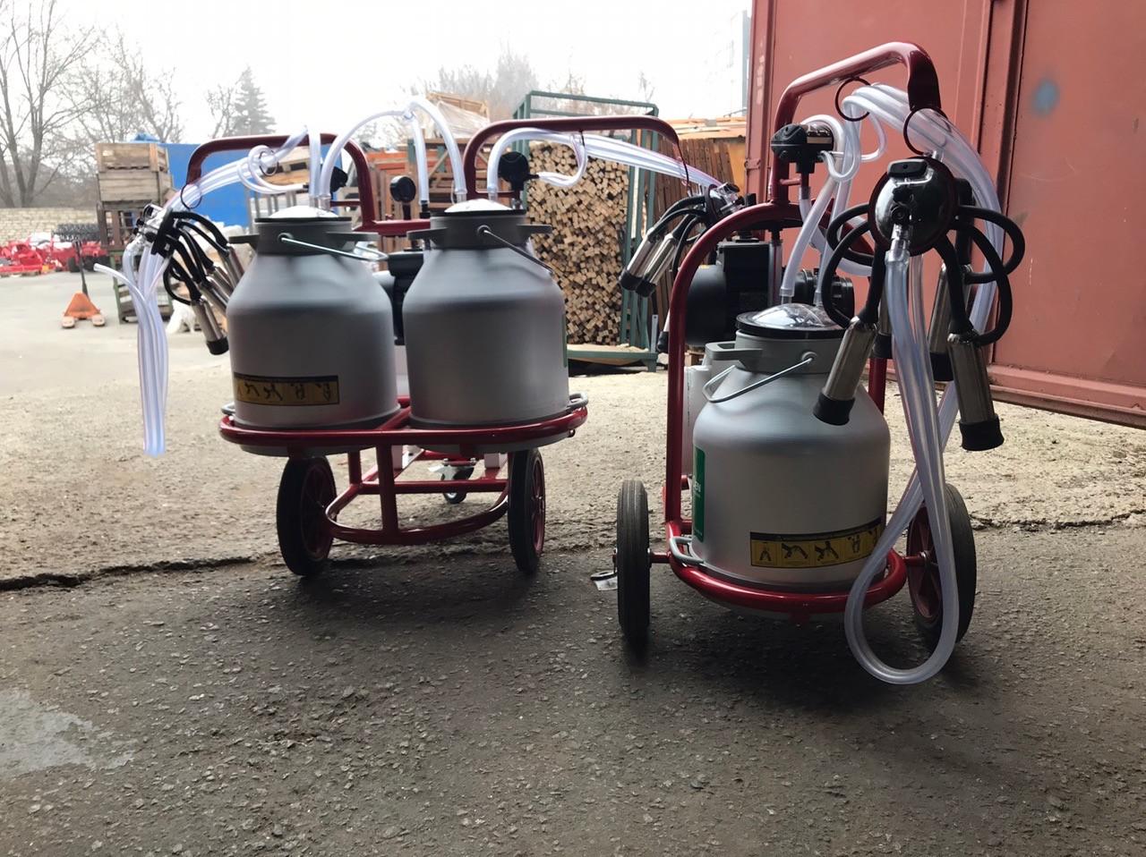 Доильные аппараты для коров Турция Arden, сухого типа.