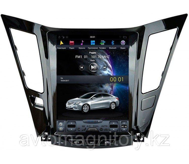 Магнитола CarMedia для Hyundai Sonata TESLA STYLE