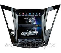 Магнитола CarMedia для Hyundai SonataTESLA STYLE