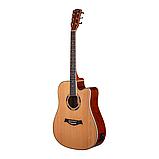 Гитара Adagio MDF-4182 СE NT, фото 4