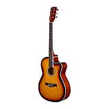 Гитара Adagio MDF-3917 SB, фото 3