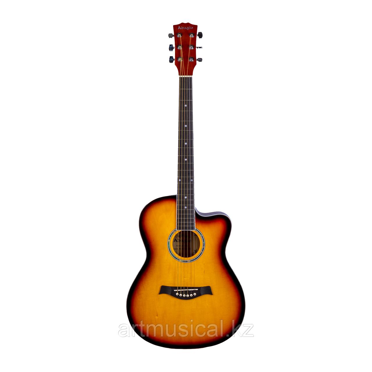 Гитара Adagio MDF-3917 SB