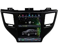 Магнитола CarMedia для Hyundai Tucson 2016-2018TESLA STYLE ЭКРАН 12.1 ДЮЙМ