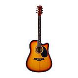 Гитара Adagio MDF-4171 CE SB, фото 2