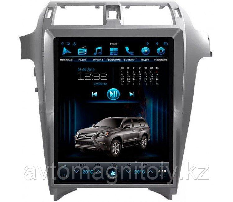 Магнитола CarMedia PRO для Lexus GX460 TESLA STYLE/PX6/4ГБ-32ГБ