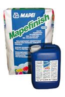 MAPEFINISH цементный состав