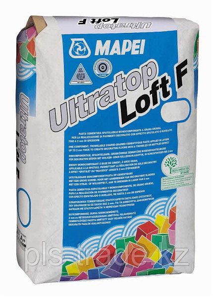 ULTRATOP LOFT F стяжка для создания декоративных полов