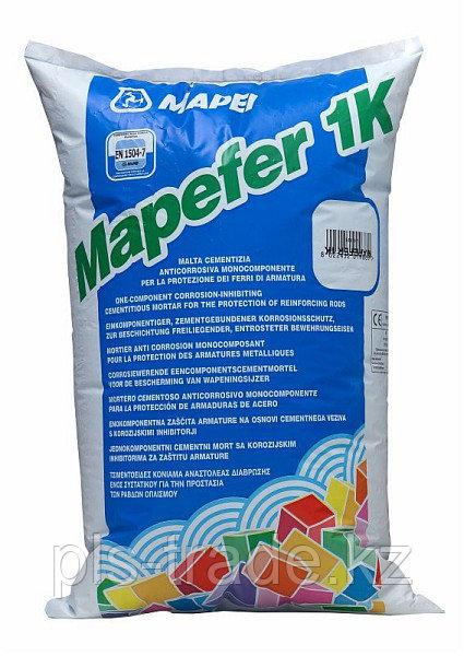 MAPEFER 1K цементный состав для защиты арматурных стержней
