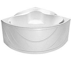 Акриловая гидромассажная ванна Люкс (Luxe)155*155 см. Общий массаж. 1 Marka. Россия, фото 2