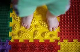 Детские массажные коврики