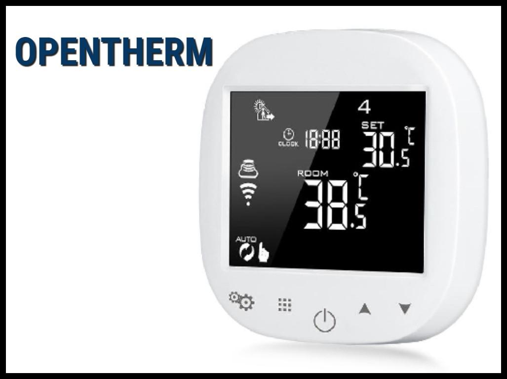 Программируемый терморегулятор Opentherm