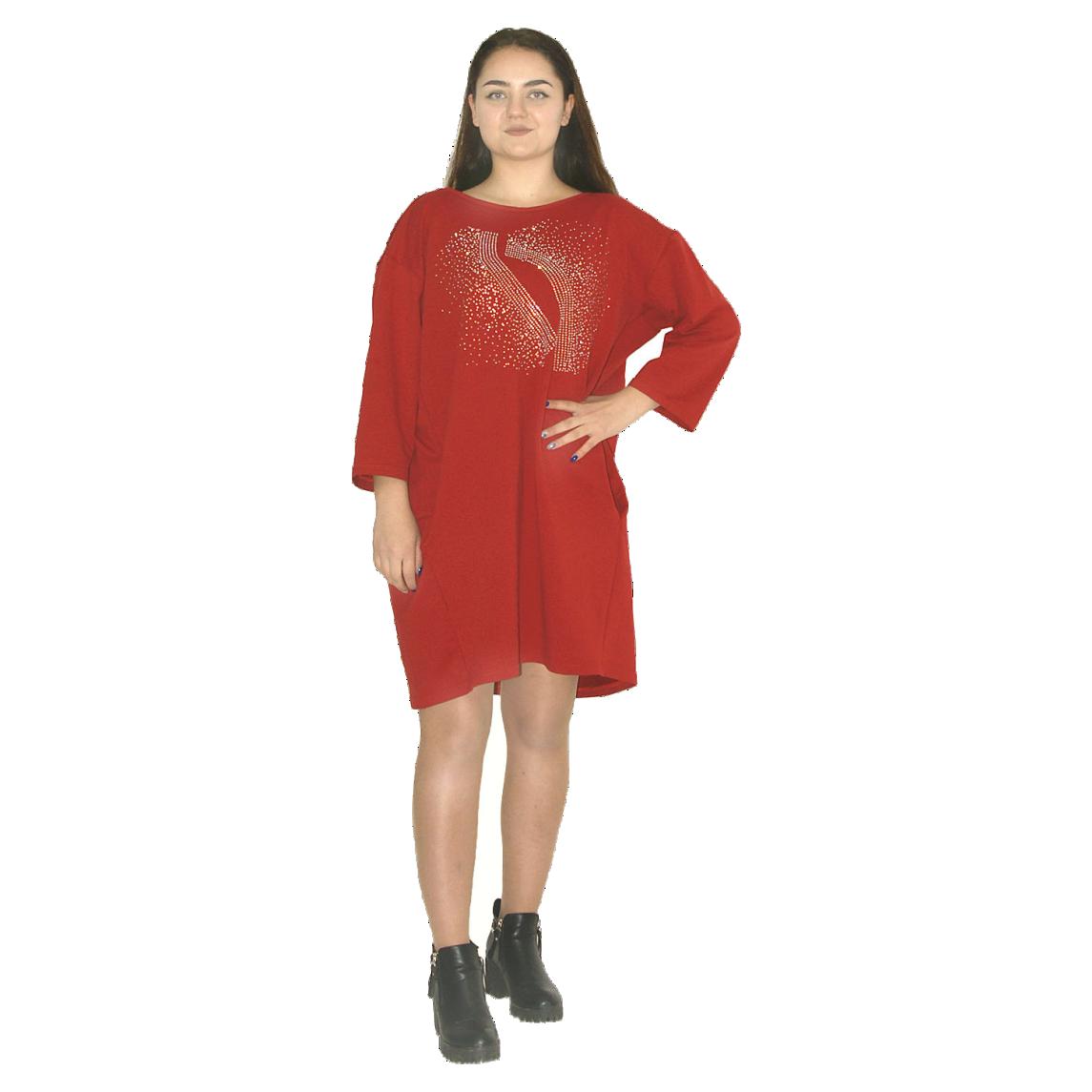 Платье спортивного стиля - фото 2