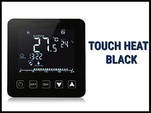 Электронный терморегулятор Touch Heat Black