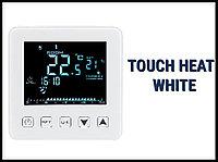 Электронный терморегулятор Touch Heat White