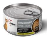 1st Choice 85г Гипоаллергенные, УТКА с КАРТОФЕЛЕМ и ТЫКВОЙ консервы для кошек (Фест Чойс)