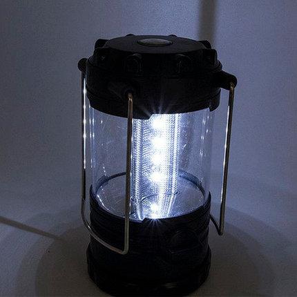 Фонарь-лампа для кемпинга светодиодный с регулятором интенсивности, фото 2