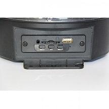 Диско-шар с МР3-плеером LED CRYSTAL MAGIC BALL LIGHT ver.2 {USB, microSD, пульт ДУ}, фото 3