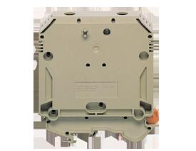 RK 95 BG Проходная клемма, Винтовое соединение, 95 mm², 1000 V, 232 A, Conta Clip