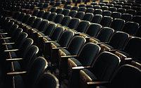 Кресла для кинотеатров, актовы...