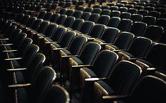 Кресла для кинотеатров, актовых залов, стадионов.