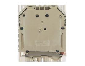 RK 150 BG Проходная клемма, Винтовое соединение, 150 mm², 1000 V, 309 A, Conta Clip