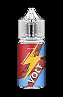 Жидкость для электронных сигарет  Elmerck Volt Salt 30 мл   Земляника (25 и 45  мг)