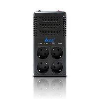 Стабилизатор (AVR) SVC AVR-1008-G, Мощность 800ВА/480Вт, фото 1
