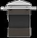 Прилавок нейтральный угловой внешний 45 градусов LU10 Cap 45, фото 2