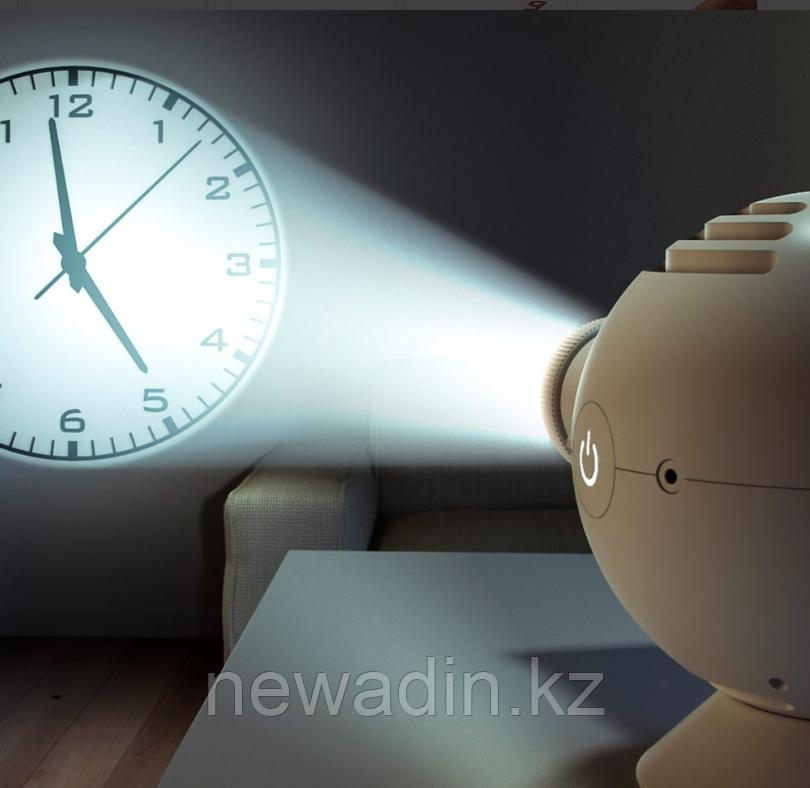 Подарочные LED часы-проектор