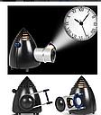 Подарочные LED часы-проектор, фото 2