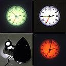 Подарочные LED часы-проектор, фото 7