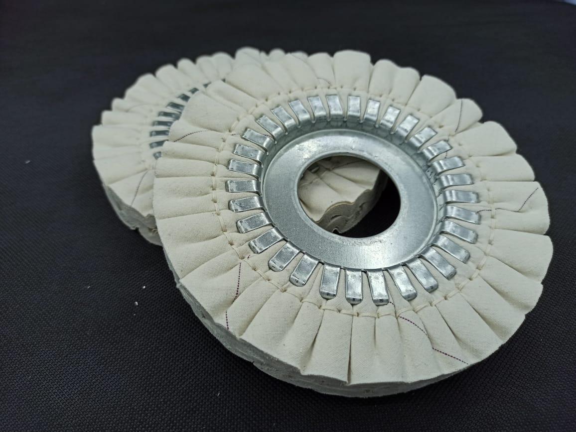 Полировальный диск 150x50