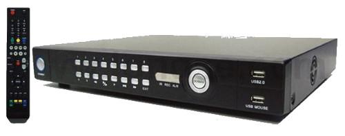 XVR-165 - 16-ти канальный аналоговый видеорегистратор.