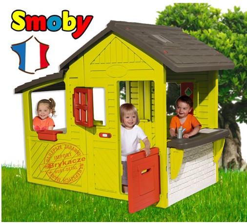 Детский игровой домик садовода Smoby 310300