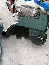Крыло левое заднее Toyota RAV-4(SXA 11).