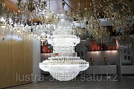 Люстра Большая 60059/1700*2500 /104 lamp