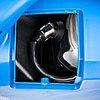 Бензиновый электрогенератор ЗУБР ЗИГ-1200, генератор инверторный, однофазный (220В), 4-тактный, фото 5