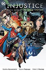"""Комикс """"Injustice. Боги среди нас. Год Третий. Книга 2"""""""