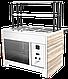 Прилавок холодильный LC Cap 800 h=100 мм (на 2 GN1/1), фото 2