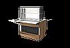 Прилавок холодильный LC Cap 800 h=100 мм (на 2 GN1/1), фото 6