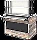 Прилавок холодильный LC Cap 800 h=100 мм (на 2 GN1/1), фото 7